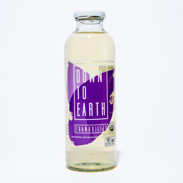 Tranquility Drink Down to Earth Organics
